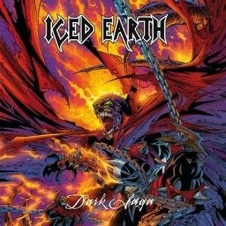 CD ICED EARTH - THE DARK SAGA (NOVO/LACRADO)