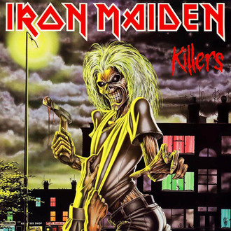 CD IRON MAIDEN - KILLERS (NOVO/LACRADO)