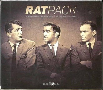 CD BOX RAT PACK - VOL. 1 E 2 (USADO)