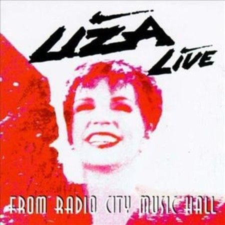 CD LIZA MINNELLI - LIVE FROM RADIO CITY MUSIC HALL (USADO/IMP)