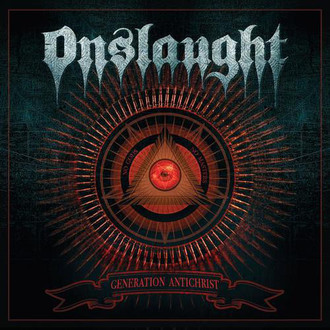 CD ONSLAUGHT - GENERATION ANTICHRIST (NOVO/LACRADO)