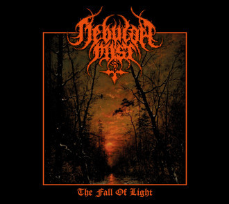 CD NEBULAH MIST - THE FALL OF LIGHT  (NOVO/LACRADO/DIGIPAK)