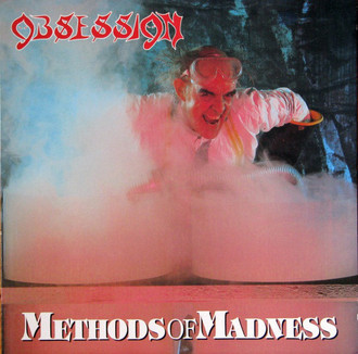 CD OBSESSION - METHODS OF MADNESS (NOVO/LACRADO)