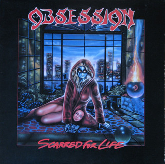 CD OBSESSION - SCARRED FOR LIFE (NOVO/LACRADO)