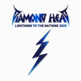 CD DIAMOND HEAD - LIGHTNING TO THE NATIONS (NOVO/LACRADO/DIGIPAK)