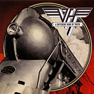 CD VAN HALEN - A DIFFERENT KIND OF TRUTH (NOVO/LACRADO)