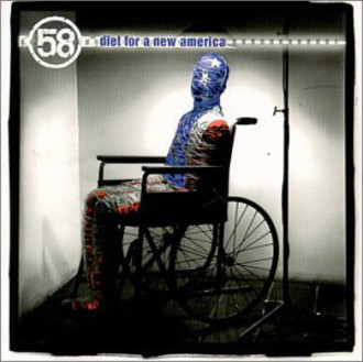 CD 58 - DIET FOR A NEW AMERICA (NOVO/LACRADO/IMP)