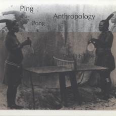 CD THE 13TH TRIBE - PING PONG ANTHROPOLOGY (USADO/IMP)
