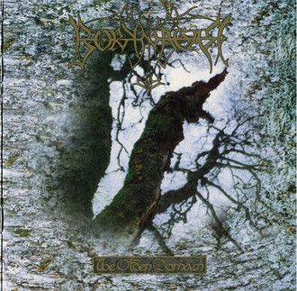 CD BORKNAGAR - THE OLDEN DOMAIN (NOVO/LACRADO/SLIPCASE)