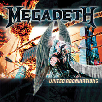 CD MEGADETH - UNITED ABOMINATIONS (NOVO/LACRADO)