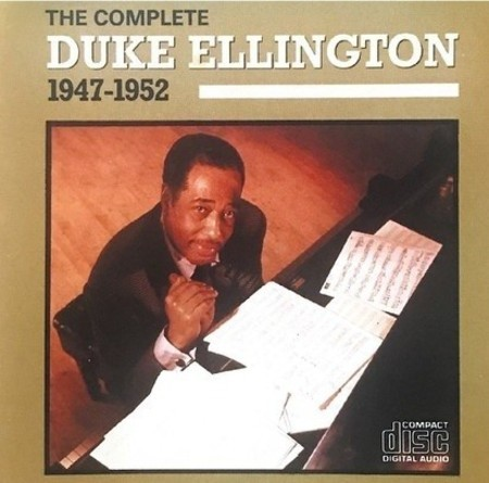 CD DUKE ELLINGTON - 1947-1952 - VOL.IV (USADO)