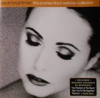 CD SARAH BRIGHTMAN - THE ANDREW LLOYD WEBBER COLLECTION (USADO)