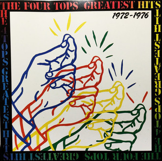 CD FOUR TOPS - THE BEST OF THE FOUR TOPS (USADO/IMP)