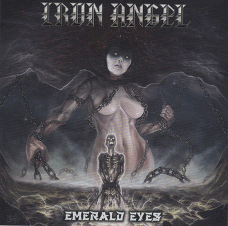 CD IRON ANGEL - EMERALD EYES (NOVO/LACRADO/SLIPCASE)