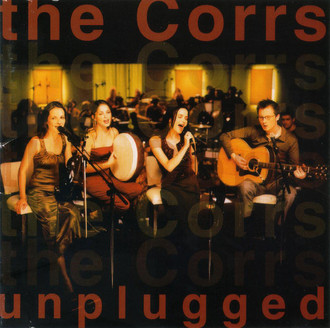 CD THE CORRS - UNPLUGGED (USADO)