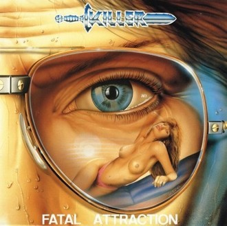 CD KILLER - FATAL ATTRACTION (NOVO/LACRADO/SLIPCASE)