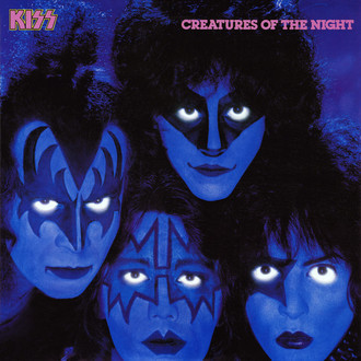 CD KISS - CREATURES OF THE NIGHT (IMP/NOVO/LACRADO)