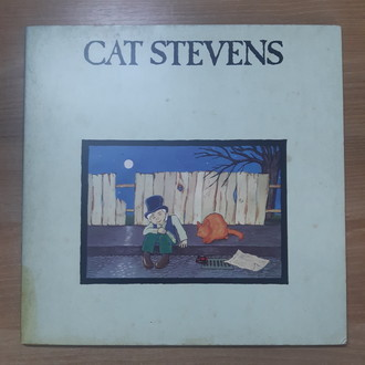 LP CAT STEVENS - TEASER AND THE FIRECAT (USADO/IMP)