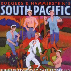 CD RODGERS & HAMMERSTEIN - SOUTH PACIFIC  (MUSICAL) (USADO/IMP))