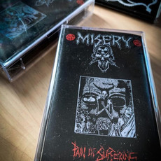 MISERY/SDS - split Cassette Tape