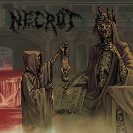 NECROT - Blood Offerings LP