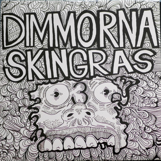 V/A DIMMORNA SKINGRASS(Fucktards/Grace will fall/Idiot Ikon) LP