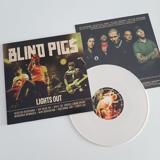 Blind Pigs - Lights Out vinil 10""