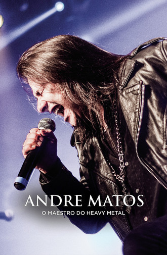 LIVRO ANDRÉ MATOS - O MAESTRO DO HEAVY METAL (NOVO/LACRADO)
