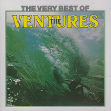 CD THE VENTURES - THE VERY BEST OF THE VENTURES (USADO/IMP)