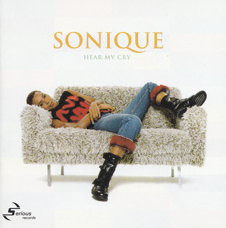 CD SONIQUE - HEAR MY CRY (USADO)