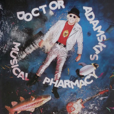 CD ADAMSKI - DOCTOR ADAMSKI'S MUSICAL PHARMACY (USADO/IMP)