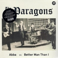 COMPACTO THE PARAGONS - ABBA / BETTER MAM THAN I (NOVO/LACRADO)
