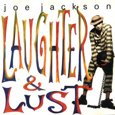 CD JOE JACKSON - LAUGHTER & LUST (USADO)