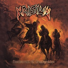 CD Conquerors of Armageddon (Digipack) - Krisiun