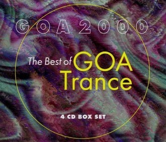 CD BOX VÁRIOS GOA 2000 - THE BEST OF GOA TRANCE (USADO/IMP)