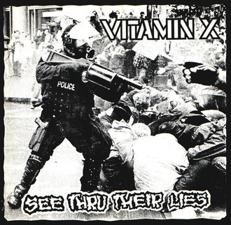 CD VITAMIN X - SEE THRU THEIR LIES (NOVO/LACRADO)