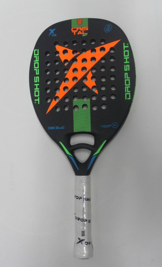 Raquete de beach tennis Drop Shot Cristal - 47cm