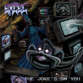 LP EXCEL - THE JOKES ON YOU (NOVO/LACRADO)