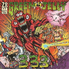 CD GREEN JELLY - 333 (USADO/IMP)