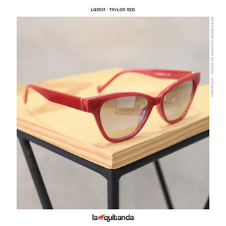 LQ3591 - Taylor Red