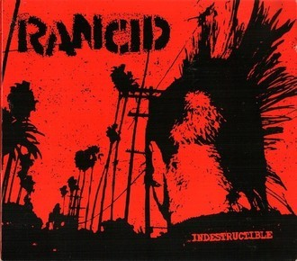 CD RANCID - INDESTRUCTIBLE (IMP/NOVO/LACRADO)