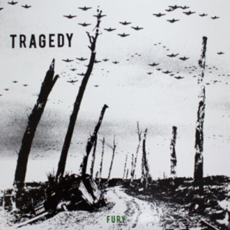 TRAGEDY - Fury LP (green cover/green vinyl)
