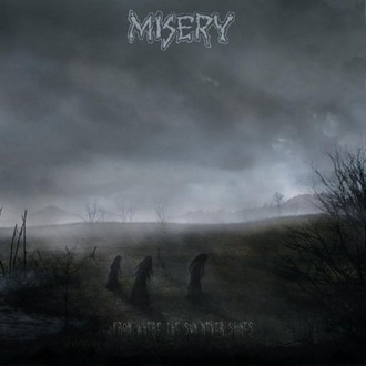 MISERY - From Where The Sun Never Shines LPx2