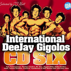 CD DJ HELL - INTERNATIONAL DEEJAY GIGOLOS CD SIX (USADO)