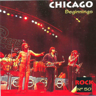 CD CHICAGO -  BEGINNINGS (USADO)