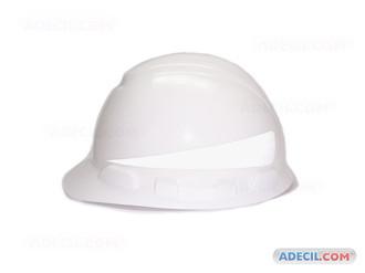 Capacete 3M H-700 Branco Completo c/ Refletivo #HB004243893