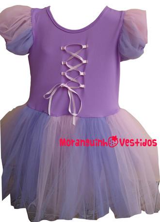 Fantasia Rapunzel - CARNAVAL