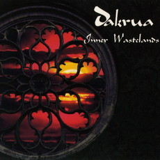 CD DAKRUA - INNER WASTELANDS (NOVO/LACRADO, MEGAHARD RECORDS)