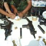 Policía Antidrogas incauta más de 80 kilogramos de PBC y armamento en Ayacucho