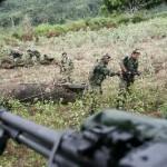 Ejército recupera modernos y sofisticados equipos de remanentes senderistas en el VRAE